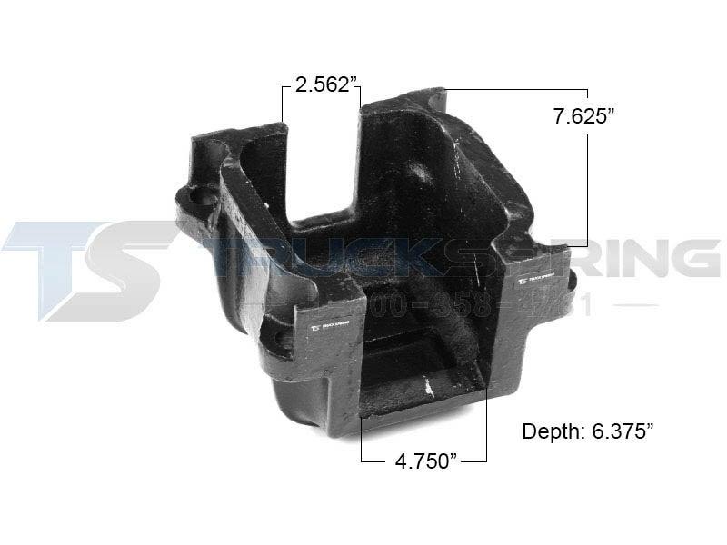 338 728 Mack Insulator Box 52qk418bp5 25163160