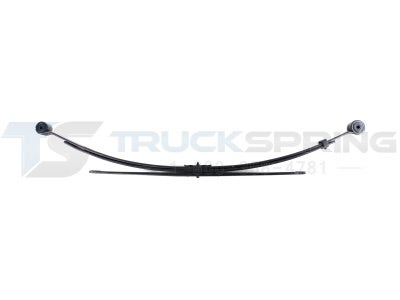 Silverado and Sierra Replacement Leaf Spring, (3 leaves, Rear) 22-1567