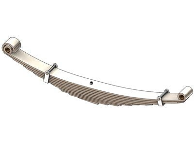 Ford L-Series Leaf Spring - 7,200 lbs. Capacity, Front 43-686