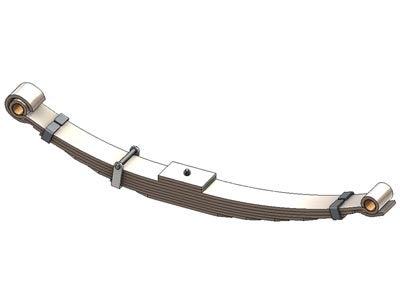 Navistar-International Leaf Spring - 4,350 lbs. Capacity, Front 55-142