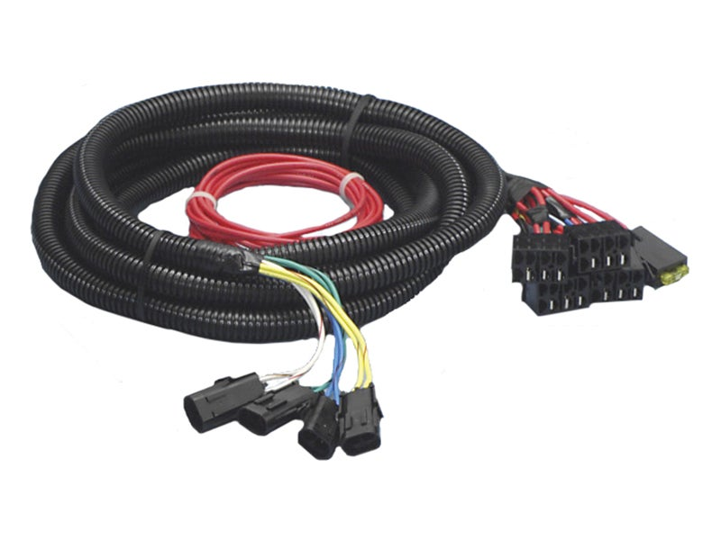 Firestone Plug And Play Color Coded Wire Harness on