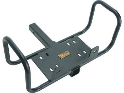 Mile Marker Winch Cradle Detachable Mount