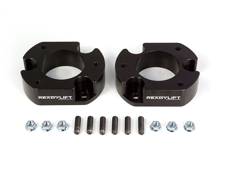 T6 2058k Readylift T6 Billet Front Leveling Kit For The Ford F 150