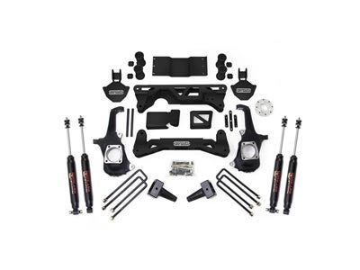 ReadyLift 6-6 Inch Lift Kit with SST3000 Shocks for the Silverado, Serra 2500HD, 3500HD RL-44-3050