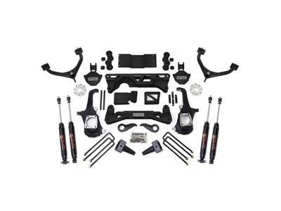 ReadyLift 7-8 Inch Lift Kit with SST3000 Shocks for the Silverado, Serra 2500HD, 3500HD RL-44-3070