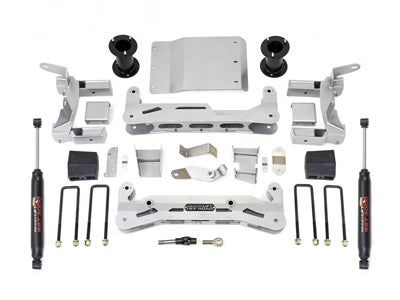 ReadyLift Multi-Lift System - 6.5 Inch with Rear Shocks, GM 1500 RL-44-3359