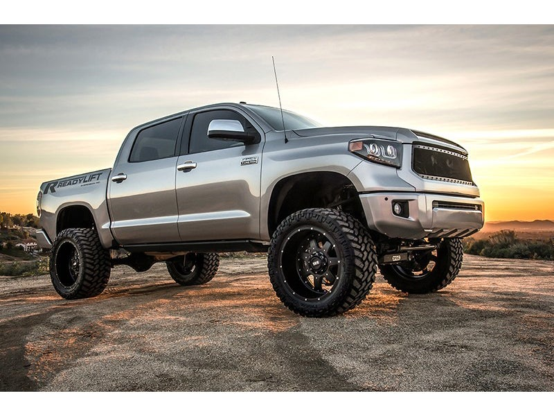8 Inch Lift Kit >> 44 5877 Readylift Big Suspension Lift Kit For The Toyota Tundra