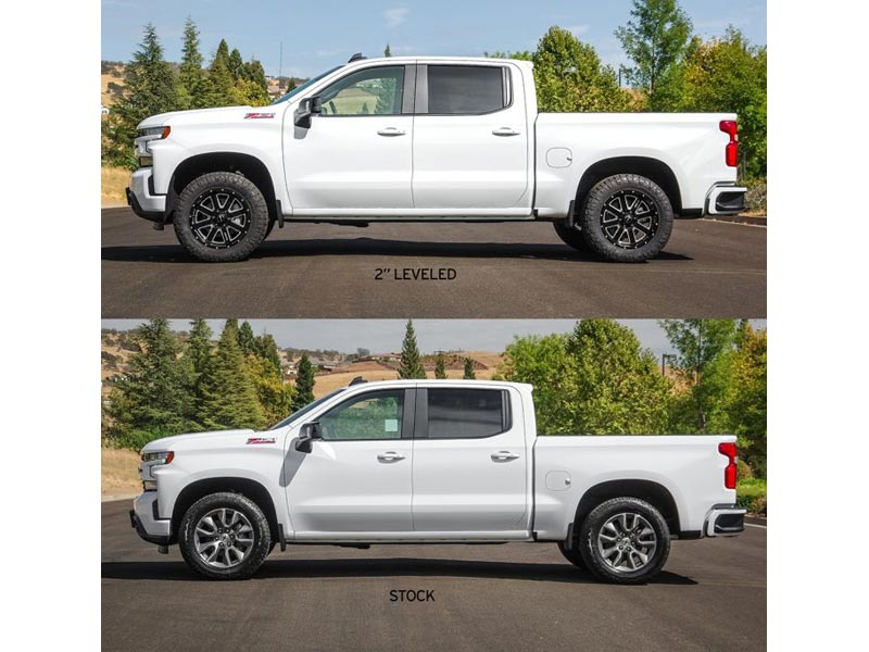 66-3920 | ReadyLift Front Leveling Kit | 2 Inch