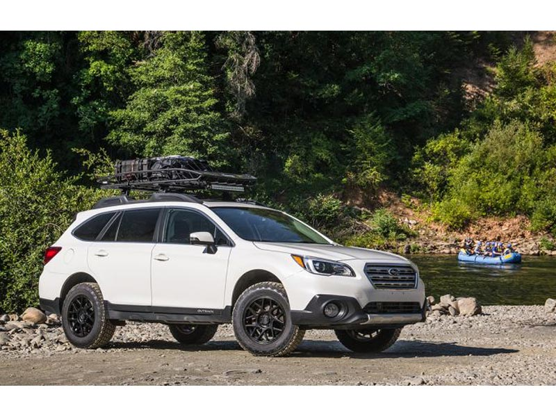 Subaru Outback Lift Kit >> Suspension Lift Kit Readylift 2 Inch Subaru