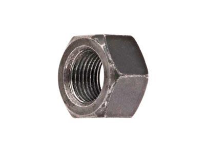 U-Bolt Nut - 9/16 Inch-18, Plain Finish 916N