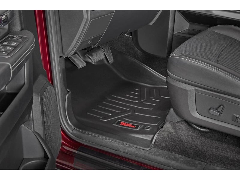 M 3121 Rough Country Front Floor Mats For The Dodge Ram 1500 2500 3500