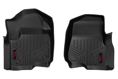 M 5171 Rough Country Front Floor Mats For The Ford F 250