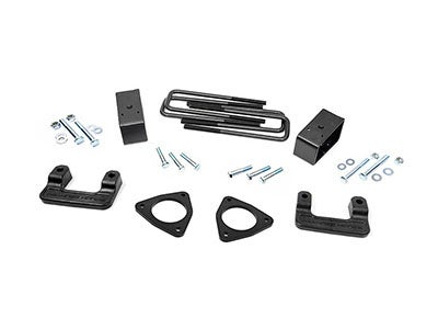 2.5-inch Suspension Leveling Lift Kit (Steel Lower Control Arms) RC1305