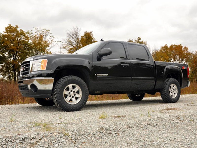 Inch Leveling Kit >> 1307 Rough Country 2 Inch Suspension Leveling Kit For The Chevy Gmc