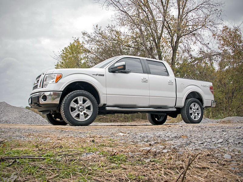 Inch Leveling Lift Kit For The Ford F Wd