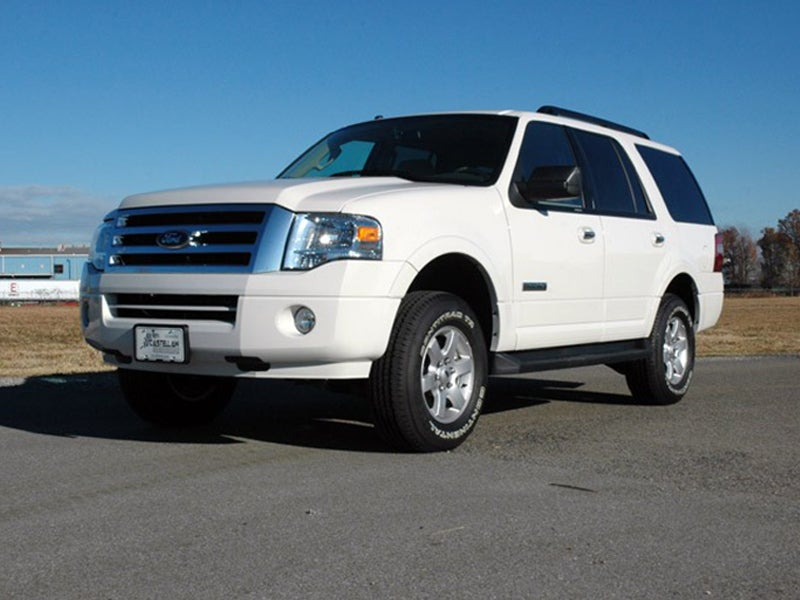 Lifted Ford Expedition >> Rough Country 2 5 Inch Leveling Lift Kit For The Ford Expedition 2wd 4wd