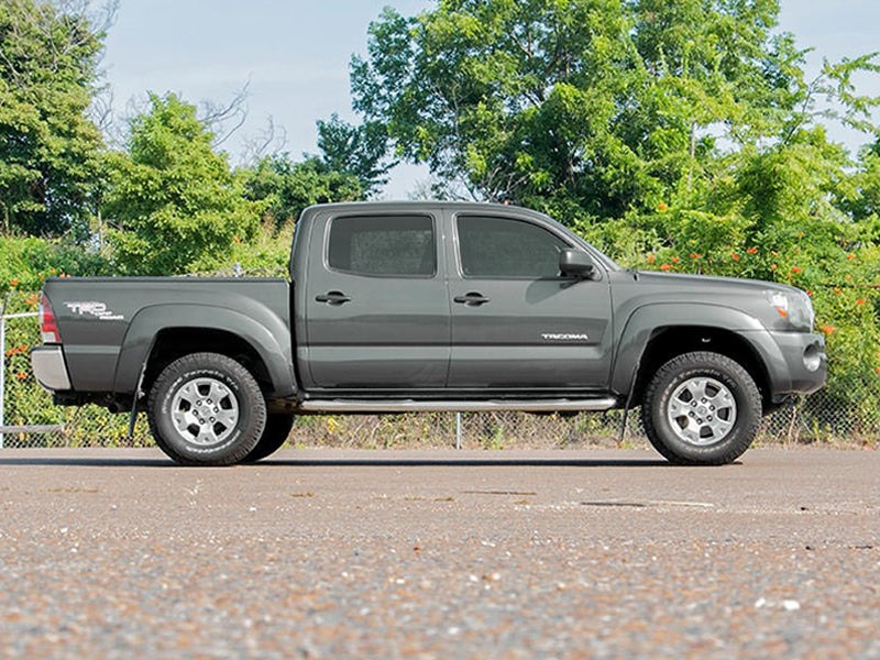 Toyota Tacoma Leveling Kit >> Rough Country 2 Inch Leveling Lift Kit For The Toyota Tacoma And Prerunner