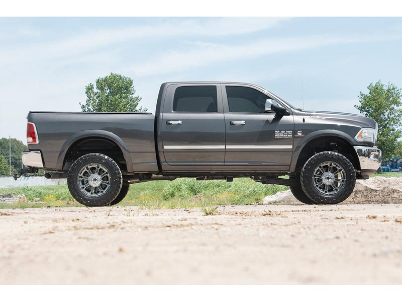 2016 Ram 2500 Leveling Kit >> Rough Country 2 5 Inch Leveling Kit With Shocks For The Dodge Ram 2500 4wd