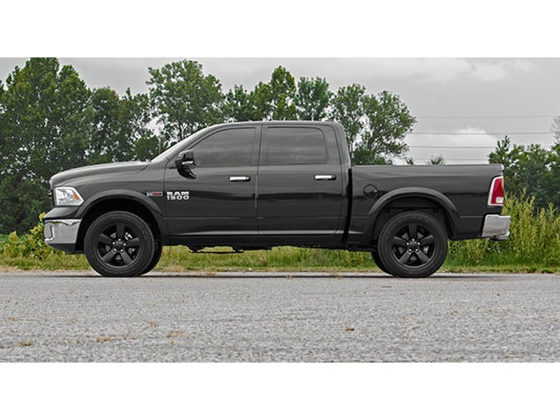 363 Rough Country 2 5 Inch Leveling Lift Kit For The