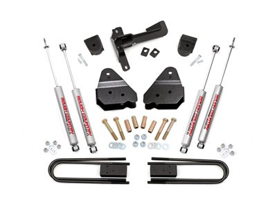 Rough Country 3 inch Suspension Lift Kit for the Ford F-250 Super Duty 4WD RC50220