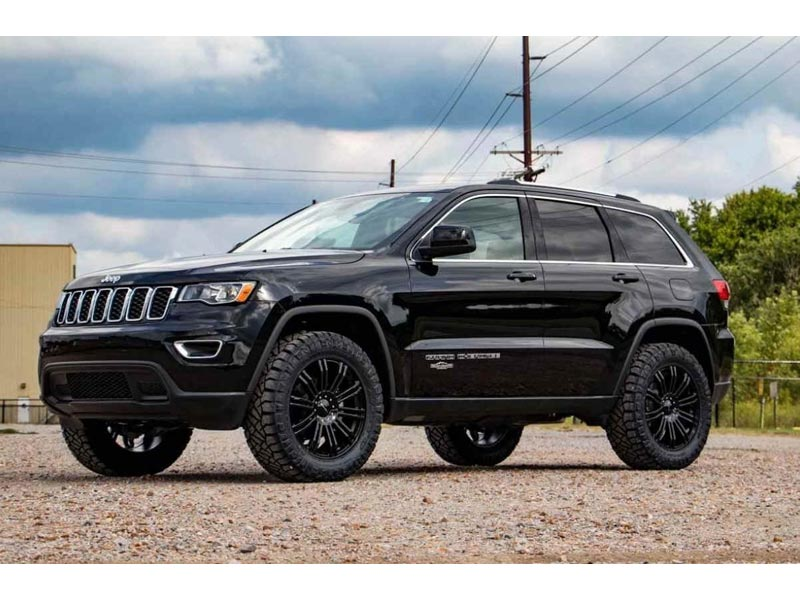 Jeep Leveling Kit >> Leveling Lift Kit Rough Country 2 5 Inch Jeep Dodge
