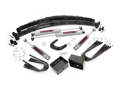 4in GM Suspension Lift Kit RC150.20