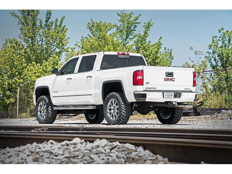 2017 Gmc Denali Truck >> 176, Rough Country 7-inch Suspension Lift Kit for the 4WD ...