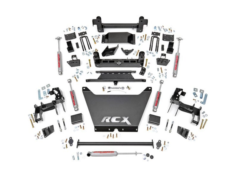 Rough Country 6 inch Suspension Lift Kit for the S10, Blazer, Sonoma, Jimmy  4WD