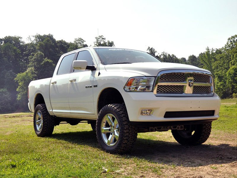 rough country 4 inch suspension lift kit for the dodge ram 1500 4wd. Cars Review. Best American Auto & Cars Review
