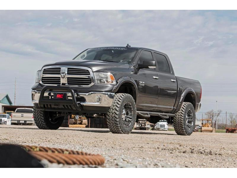 Dodge Lift Kits >> 33230 Rough Country 6 Inch Suspension Lift Kit For The Dodge Ram 1500