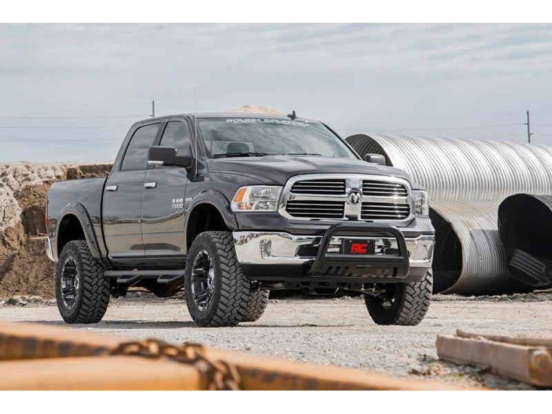 Dodge Lift Kits >> Rough Country 6 Inch Suspension Lift Kit For The Dodge Ram 1500 4wd