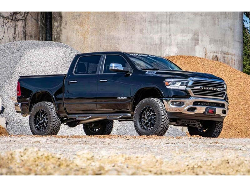 6 Inch Lift Kit For Dodge Ram 1500 4wd >> 33430 Rough Country Suspension Lift Kit 6 Inch Dodge