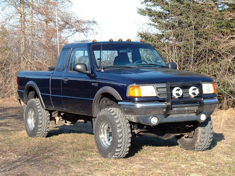 Lift Kit For The Ford Ranger 4wd Rc480 20