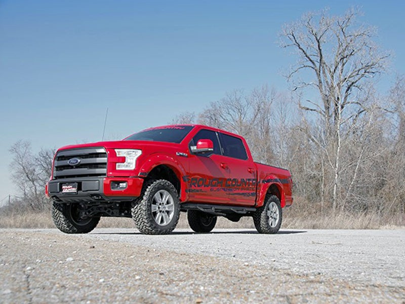 Inch Suspension Lift Kit For The Ford F  Wd