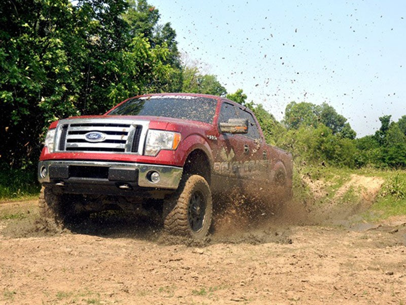 Suspension Lift Kit For The Ford F  Wd