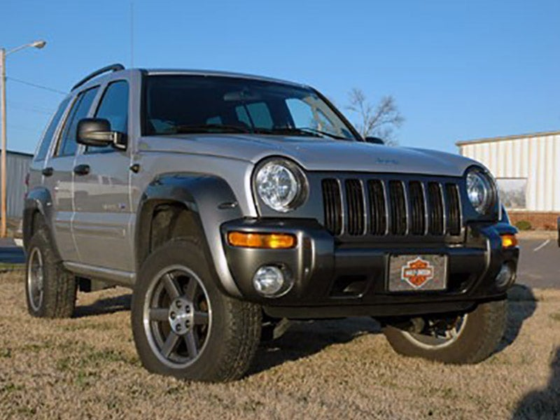 3 Inch Suspension Lift Kit For The Jeep Liberty 2WD/4WD