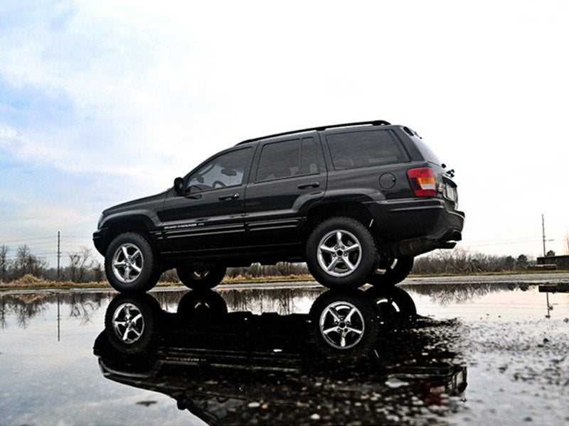 Jeep Grand Cherokee Lift Kit >> 695 Rough Country 2 Inch Suspension Lift Kit For The Jeep Grand
