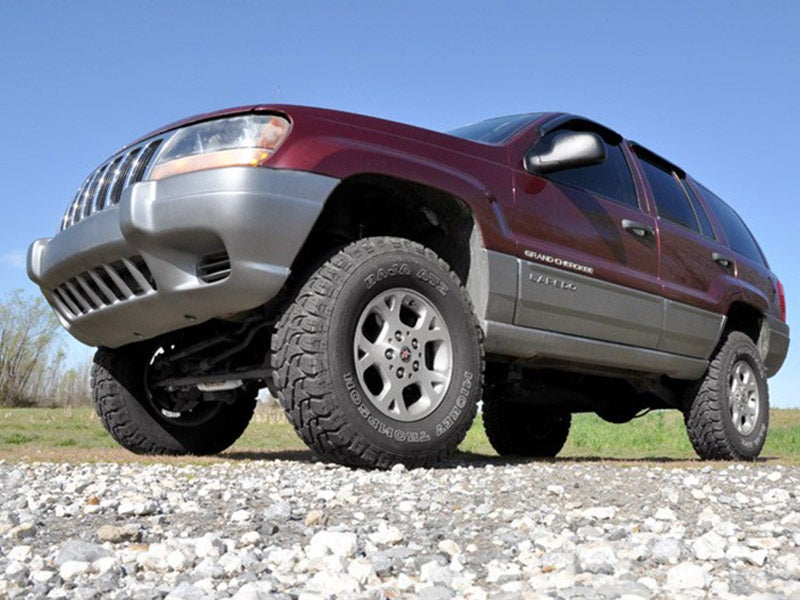 698 20 Rough Country 4 Inch Suspension Lift Kit For The Grand