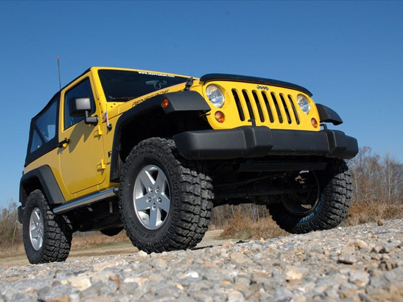 Lift Kit For The Jeep Wrangler Unlimited 4WD With Automatic Transmission    RCPERF677