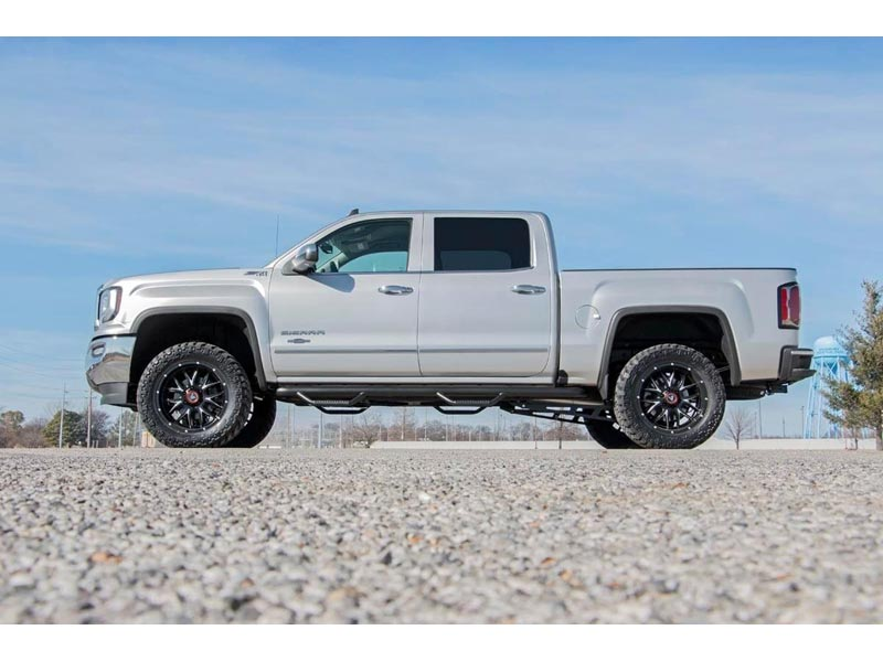 6 Inch Lift Kit For Chevy 1500 4wd >> 12130 Rough Country 3 5 Inch Suspension Lift Kit For The Silverado