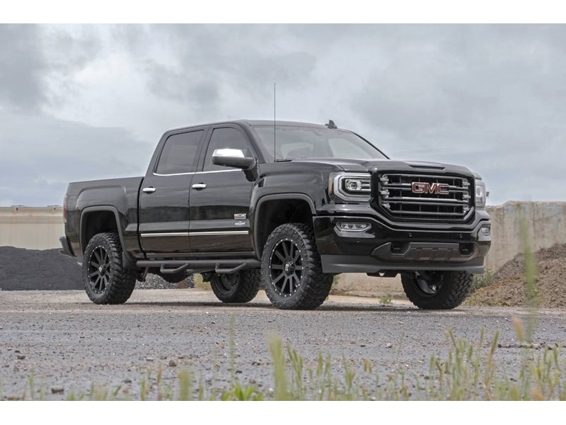 194.23, Rough Country 3.5-inch Suspension Lift Kit for the ...