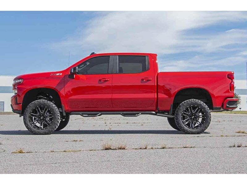 6 Inch Lift Kit For Chevy Silverado 1500 >> Lift Kit Rough Country 6 Inch Silverado 1500 2019 Chevrolet Silverado 1500