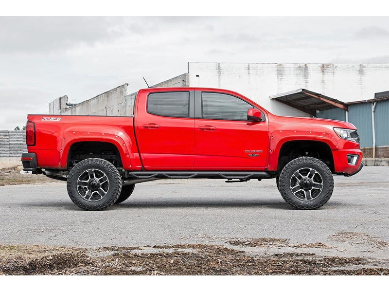 Duramax 6 Inch Lift >> 24130, Rough Country 6 Inch Suspension Lift Kit for the Colorado, Canyon