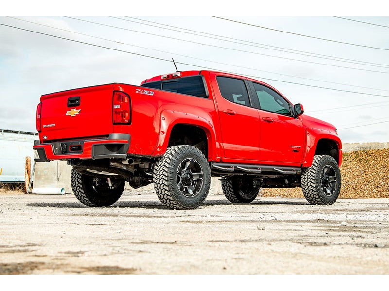 24130 Rough Country 6 Inch Suspension Lift Kit For The Colorado Canyon