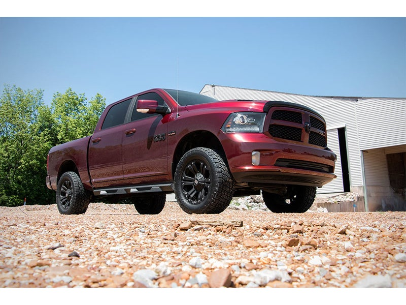 4 Inch Lift Kit For Dodge Ram 1500 4wd >> 31200 Rough Country Bolt On 3 Inch Lift Kit For The Dodge Ram 1500