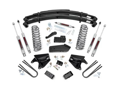 Lift Kits For The 1995 Ford F 150