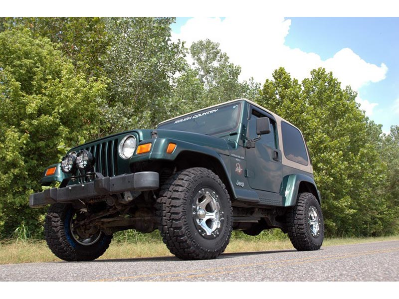 Rough Country 2 Inch Suspension Lift Kit 65830