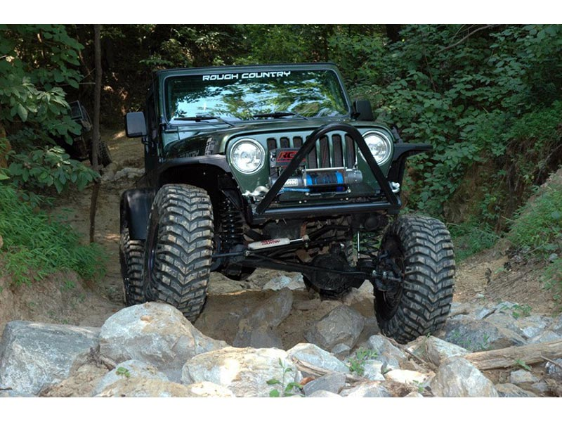 Rough Country 4 Inch X Series Suspension Lift Kit 66130