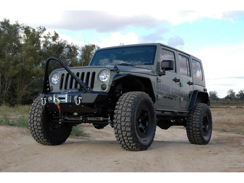 Jeep Lift Kits >> 68322 Rough Country 6 Inch Suspension Lift Kit For The Jeep
