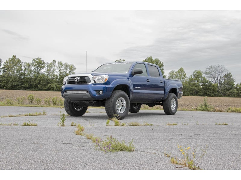 Rough Country 3 inch Suspension Lift Kit for the Toyota Tacoma
